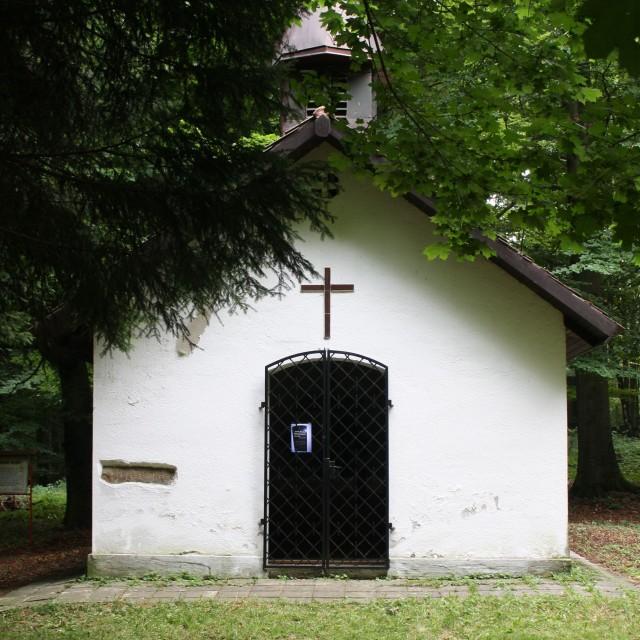 Medvědí kaple