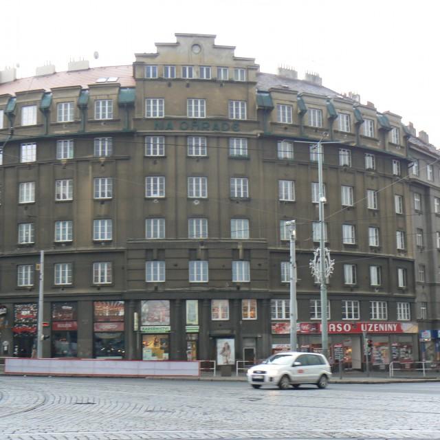 Praha 3 - Žižkov, ulice Jana Želivského