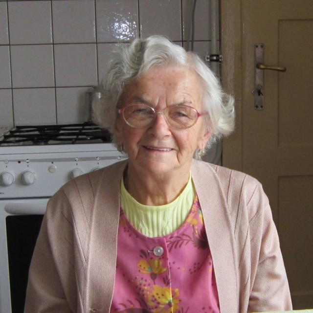 Hildegarda Zemanová, rozená Morávková