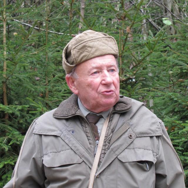 Velký Bor (the Bohemian Forest)