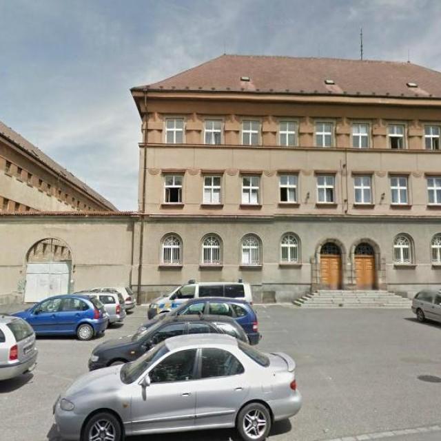 Klatovy, prison and district court