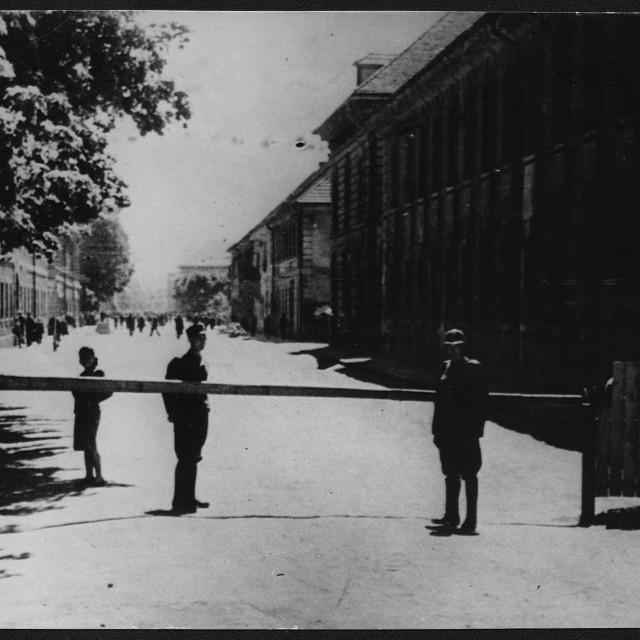 Theresienstadt, die Große Festung