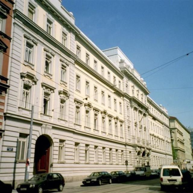 Vídeň, Porzellangasse