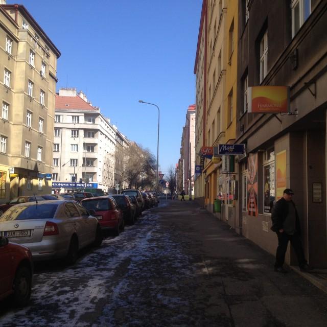Praha 3 - Žižkov, Biskupcova 7, byt rodiny Moravcovy