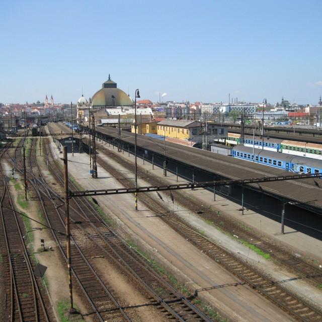 Plzeň, hlavní nádraží