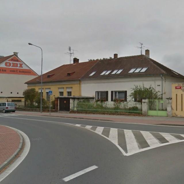 Písek, Pražská ulice č.p. 210