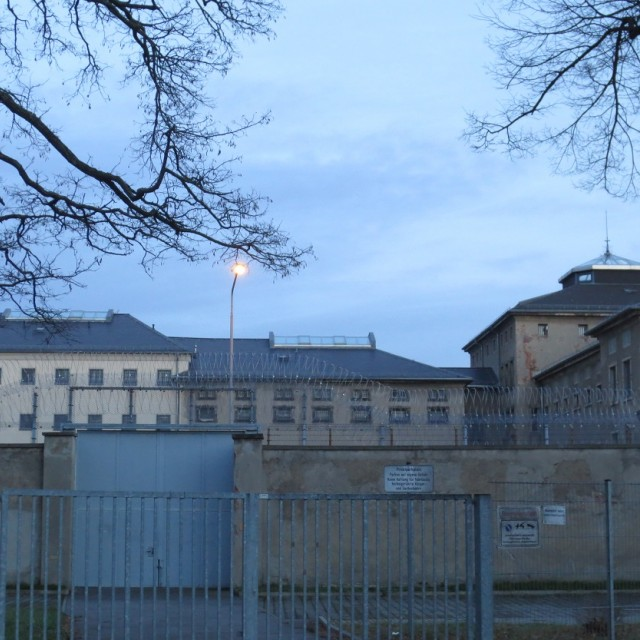 Chemnitz (Kaßberg), prison