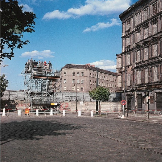 Berlin, Bernauer Straße/Eberswalder Straße