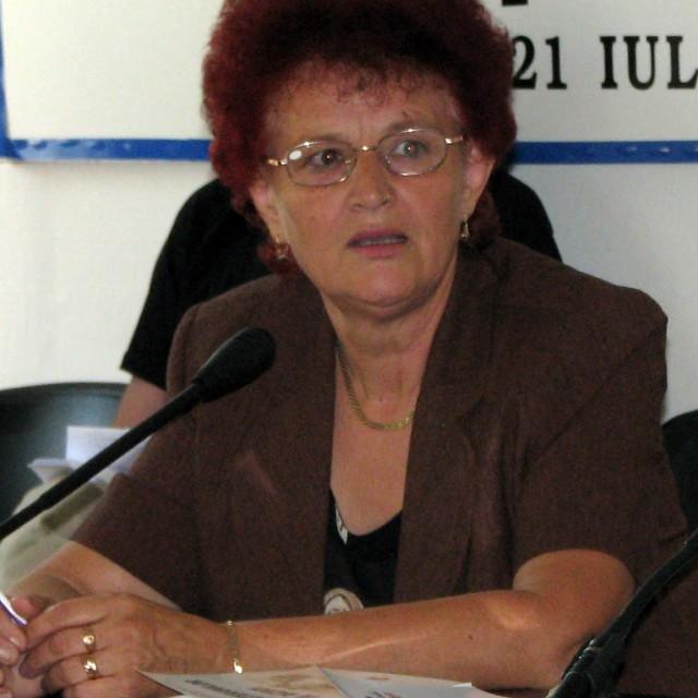 Ileana Mateescu (née Caraiman)