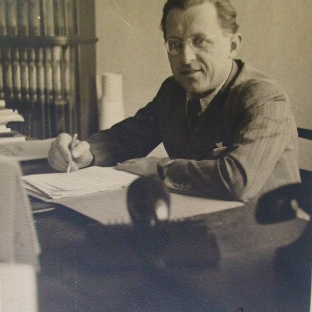 Jan Prošvic 1907 - 1989